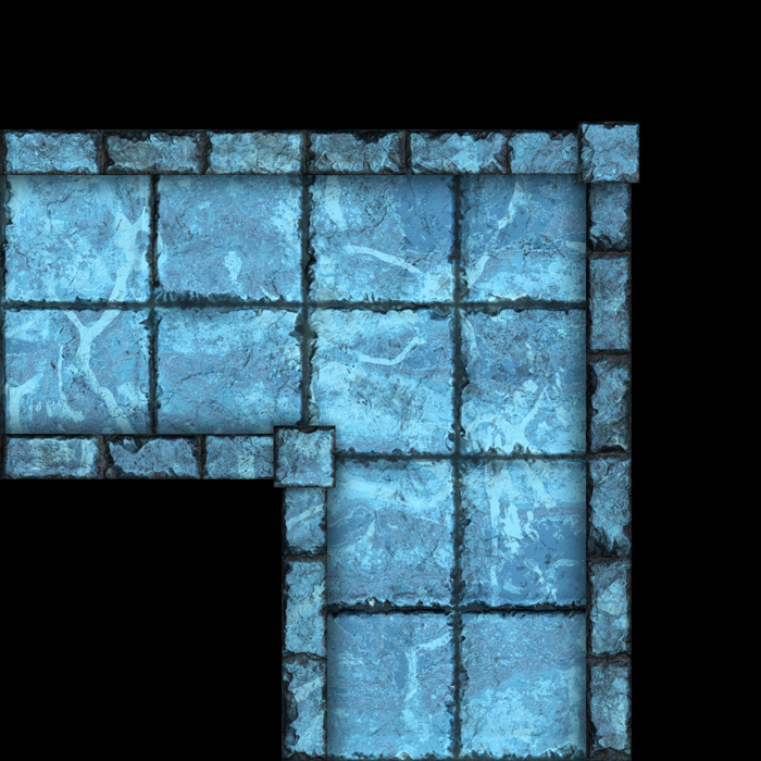 Ice Temple Connector