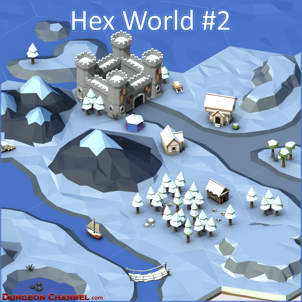 Hex World #2