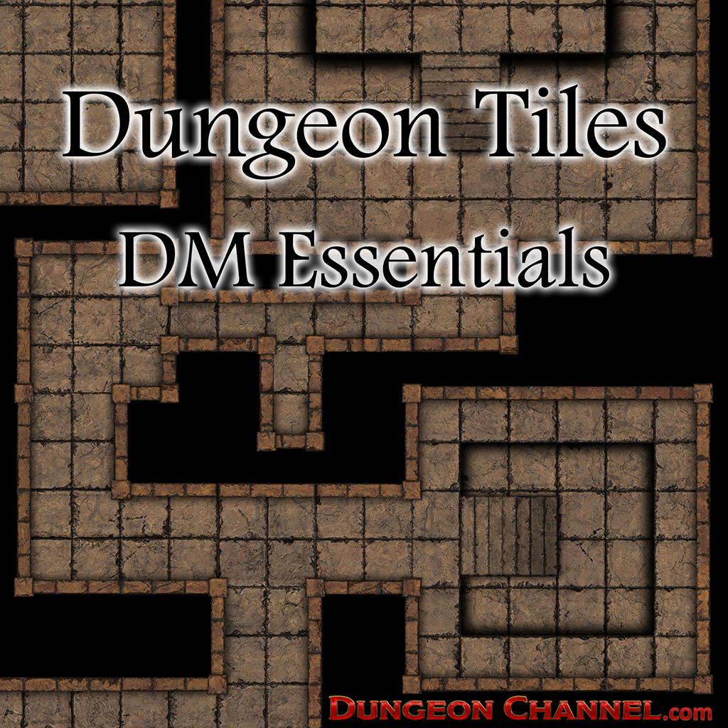 Dungeon Tiles: DM Essentials